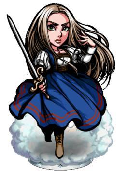 《热血兄弟》忠诚的骑士 珍妮 Ⅱ
