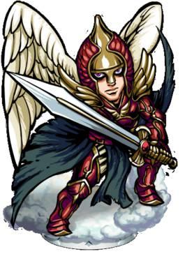 《热血兄弟》剑天使 普林塞普斯 Ⅱ