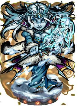 《热血兄弟》冰雪女王