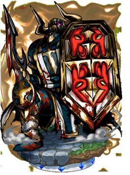 《热血兄弟》铁盾 艾吉斯