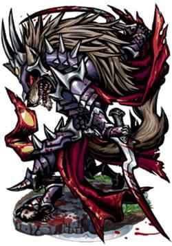 《热血兄弟》狼王战士