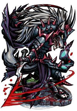 《热血兄弟》狼王战士 Ⅱ