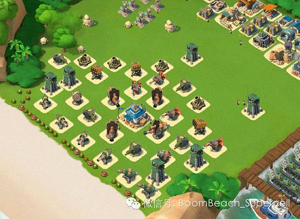 官方攻略:海岛奇兵 基地保卫战(上)