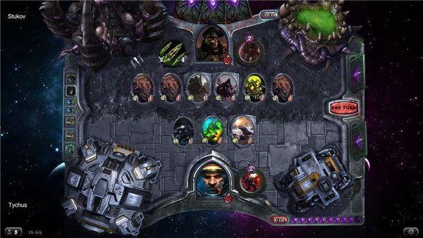 玩家作品:炉石传说与暗黑、星际元素的结合