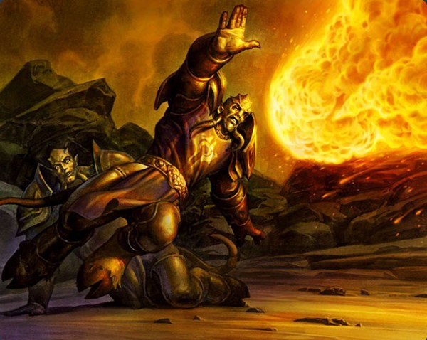 《炉石传说》高清精美原画欣赏