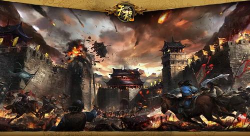 《天龙八部3D》全方位开战!