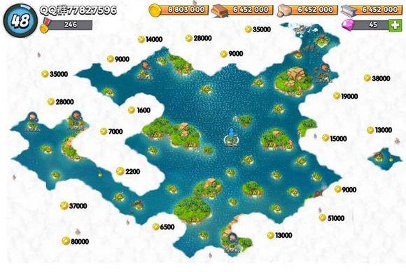 【海岛奇兵】单机模式另类玩法攻略分享!_SHOUYOU.COM手游网