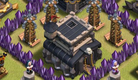 重点升级女王!部落冲突论9本初期实用发展攻略