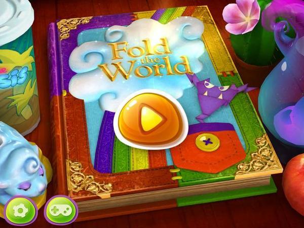 《折叠世界》评测:挑战匪夷所思的折叠谜题